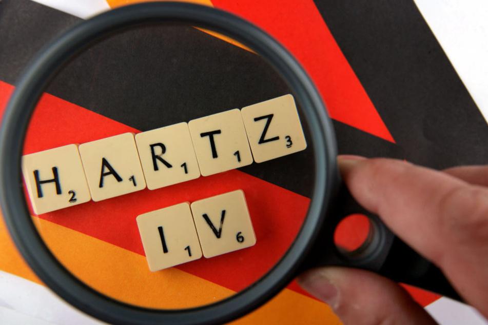 Die Zahl der Hartz IV abhängigen Kinder in Deutschland steigt jährlich. (Symbolbild)