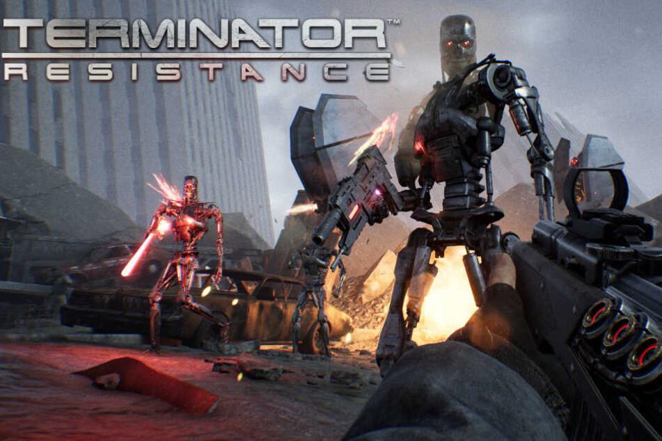 """""""Terminator: Resistance"""" im Test: Wer kann der Killer-Maschine widerstehen?"""