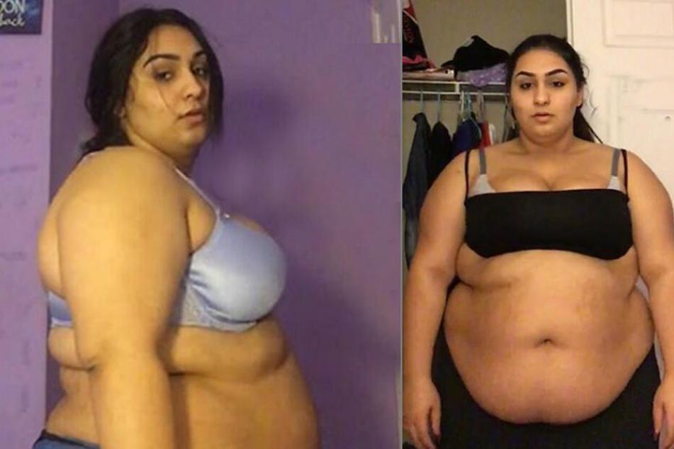 Michelle wog einst 127 Kilo!