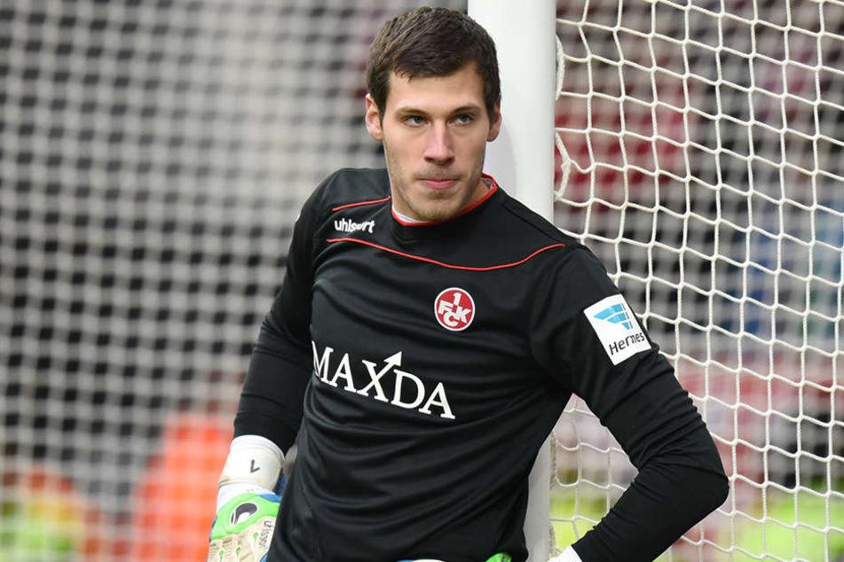 Marius Müller könnte als Leihgabe von RB Leipzig kommen.