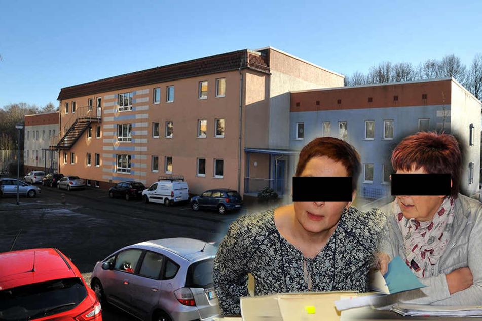 Wurden an Grimmaer Schule behinderte Kinder gequält?