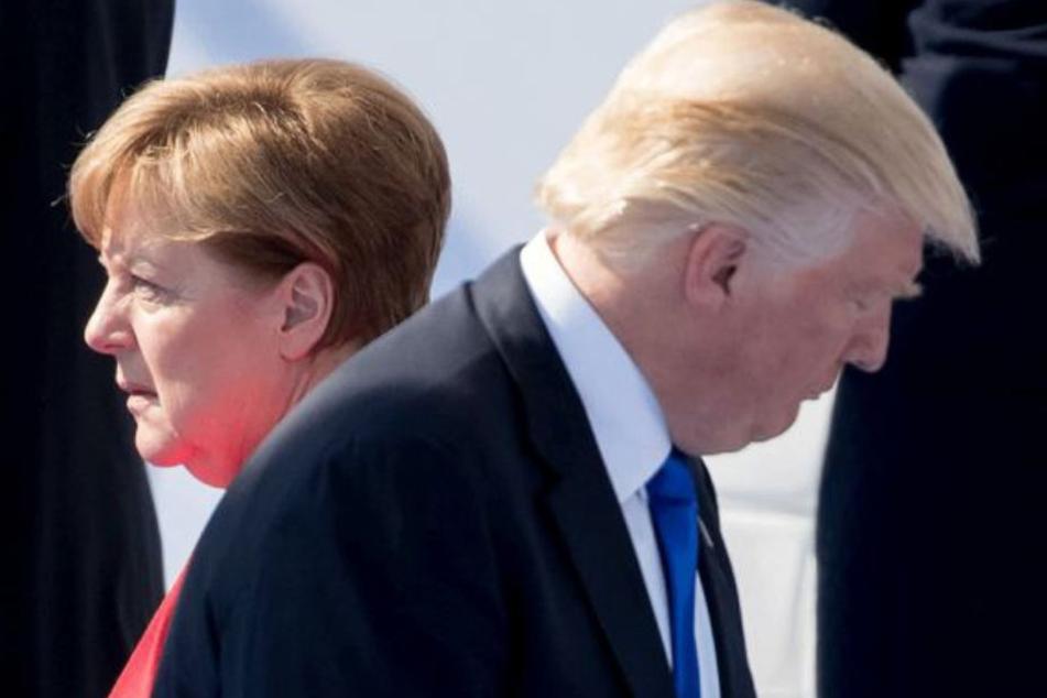 Trumps Sicht der Außenpolitik, schreibt Wolff, sei vollkommen wahllos, uninformiert und offensichtlich launenhaft.