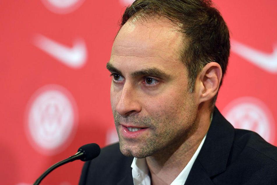 RB Leipzig's Geschäftsführer Oliver Mintzlaff kämpfte für die Teilnahme seiner Mannschaft an der Chmapions League.