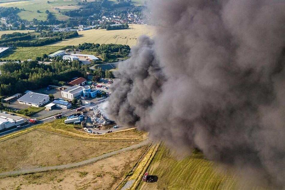 Supergifte im Vogtland? Umweltamt wehrt sich!