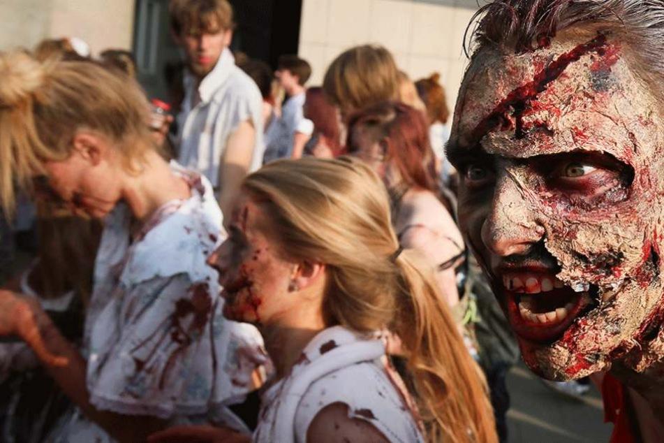 In Illionois werden die Menschen vorbereitet sein, sollten die Zombies kommen.