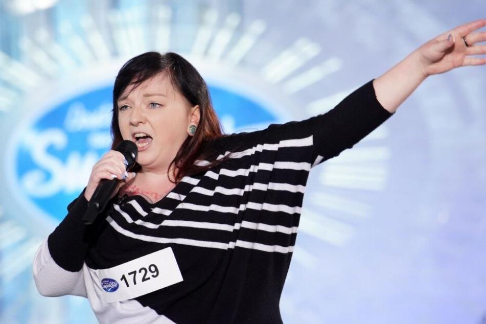 Eigentlich will Cindy Klimentov aus Leipzig die Jury mit ihren Gesangskünsten überzeugen. Doch auch anderweitig muss sie ihre Fähigkeiten unter Beweis stellen.
