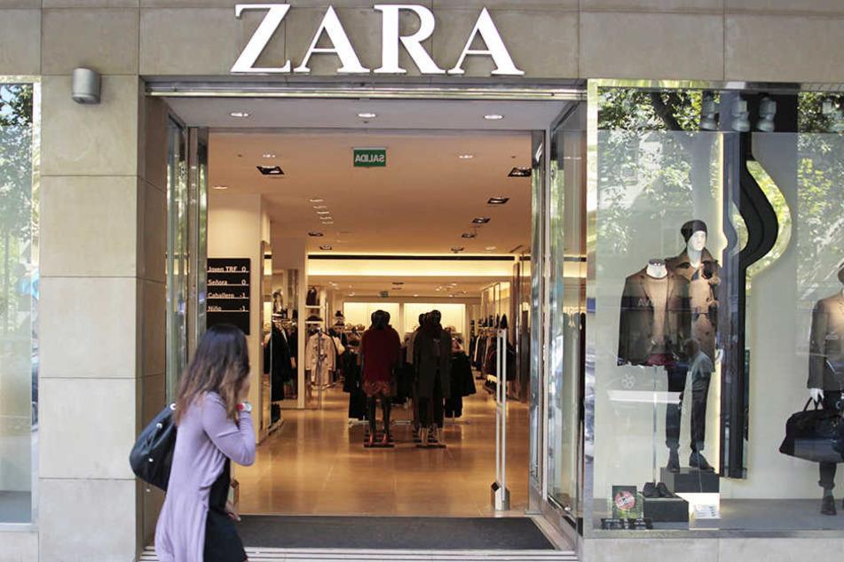 Was passiert mit Mütter und Kranken bei Zara?