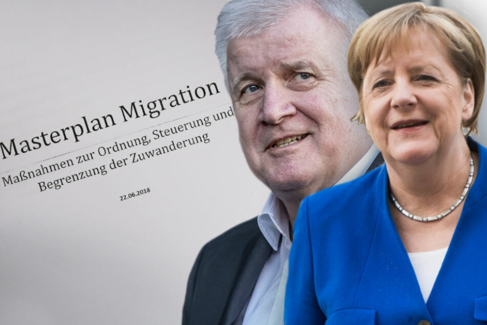 """Ob's wieder knallt? An diesem Tag stellt Seehofer seinen """"Masterplan Migration"""" vor"""