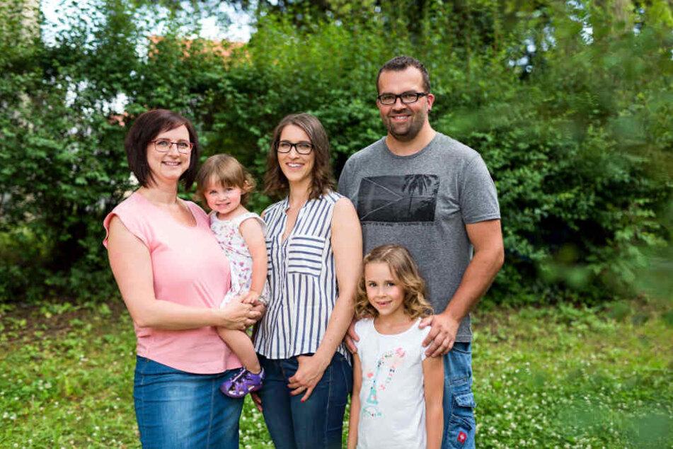 """Diese Familie wagt das Experiment """"Leben ohne Zucker""""."""