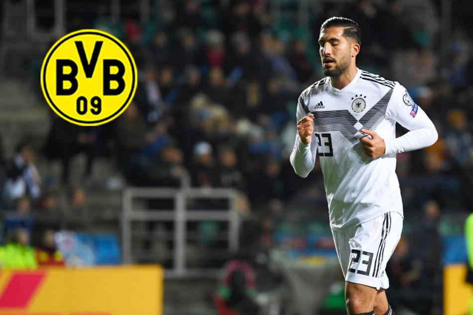 BVB vor Transferhammer: Kommt deutscher Nationalspieler aus Turin?