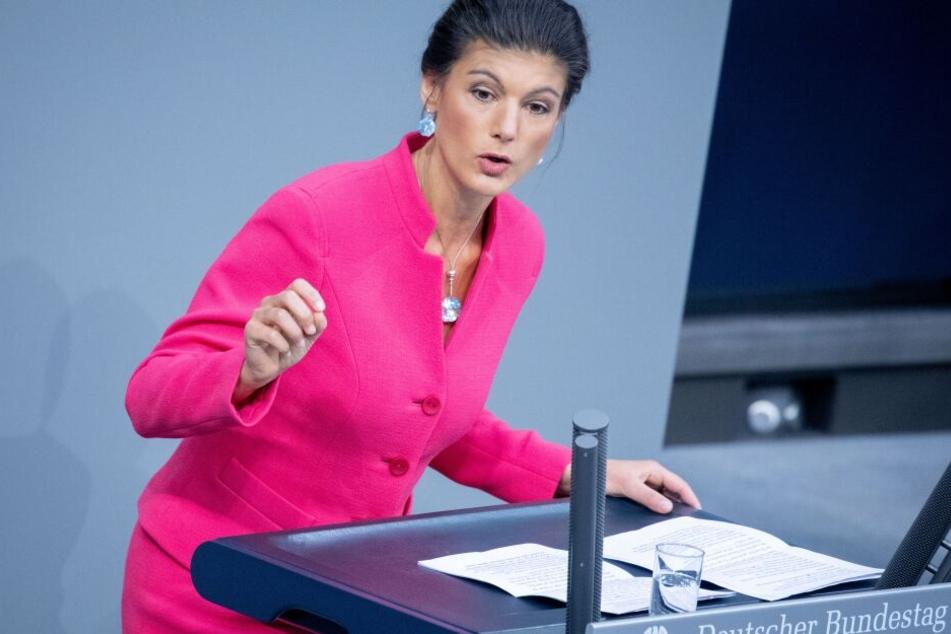 Sahra Wagenknecht hat einen Mietendeckel auch auf Bundesebene gefordert.
