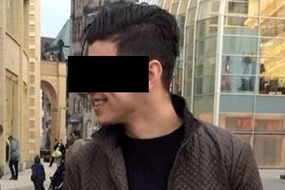 Gegen Alaa S. (23) aus Syrien wird ab Montag verhandelt.