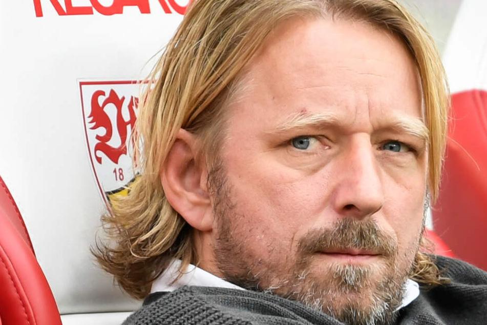 Transfers gehen beim VfB Stuttgart über seinen Tisch: Sportdirektor Sven Mislintat.
