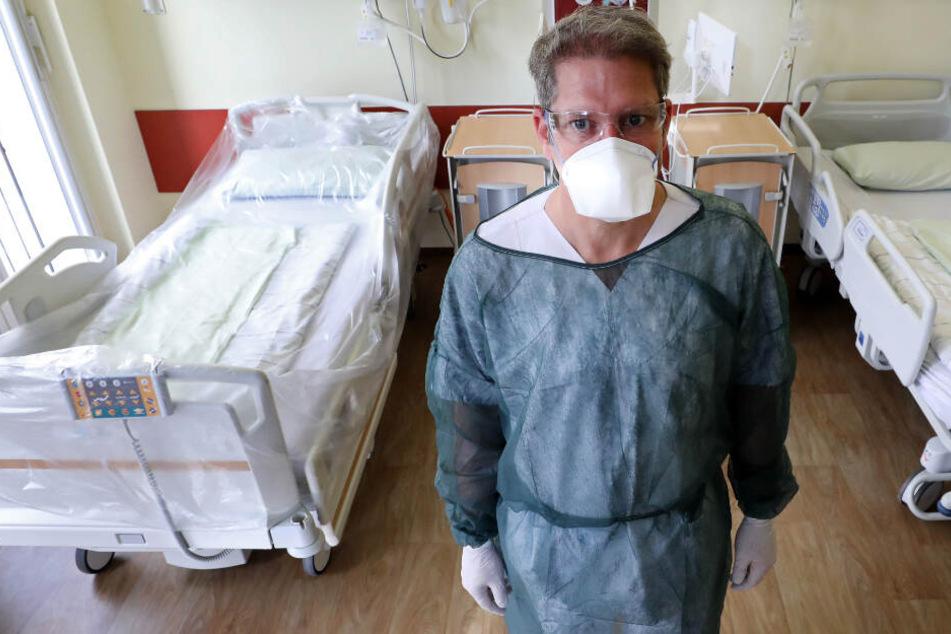 """Ärztin zu Angst vor Coronavirus: """"Leute sind hysterisch"""""""