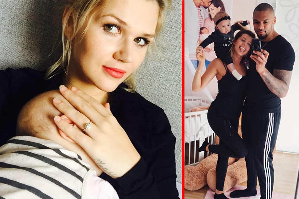 Sara schießt gegen Sarah: War es unbedingt nötig, dass die Harrisons ihrer kleinen Mia Rose Ohrlöcher verpasst haben?