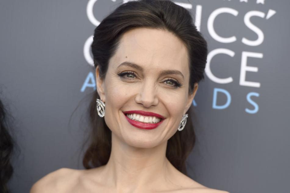 So kennen ihre Fans Angelina Jolie.