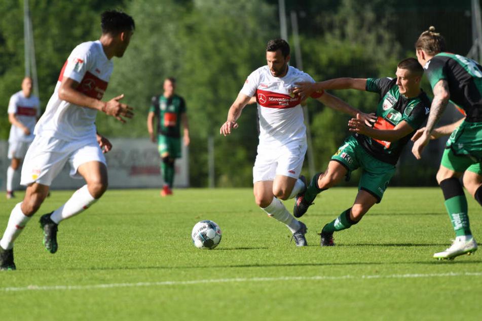 4:1! VfB Stuttgart überzeugt im Testspiel gegen Innsbruck