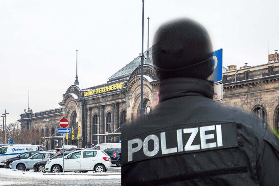Der Beutezug von drei Frauen wurde am Bahnhof Neustadt gestoppt.