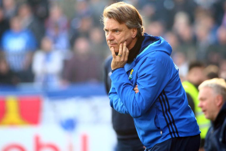 Warum verzichtete Horst Steffen auf einen zweiten Wechsel?