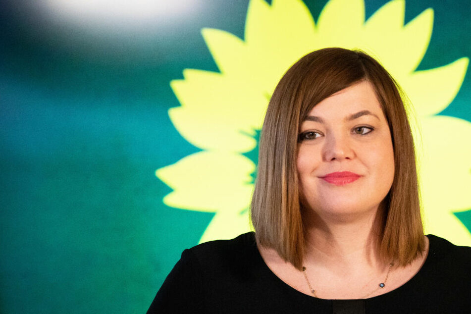 Katharina Fegebank will nach der Bürgerschaftswahl Erste Bürgermeisterin in Hamburg werden.
