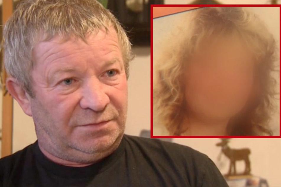 Uwe W. (l.) fand in der Kühltruhe seiner Ex-Freundin Steffi S. (r.) eine Babyhand. Die Polizei entdeckte dort auch eine zweite Säuglingsleiche.