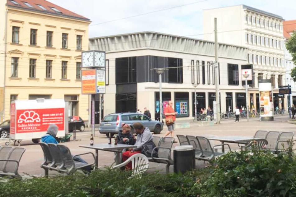 Weniger Autos, dafür mehr Platz: Lindenauer Markt wird neu gestaltet