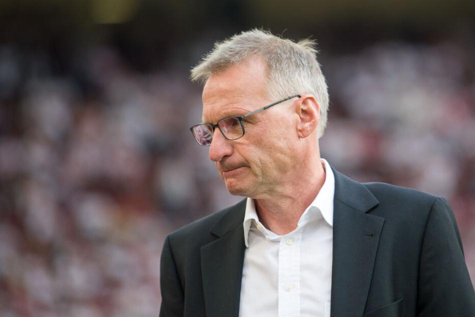 War mit seinen getätigten Transfers eins der vielen Teile in einer langen Problemkette: Ex-VfB-Sportvorstand Michael Reschke