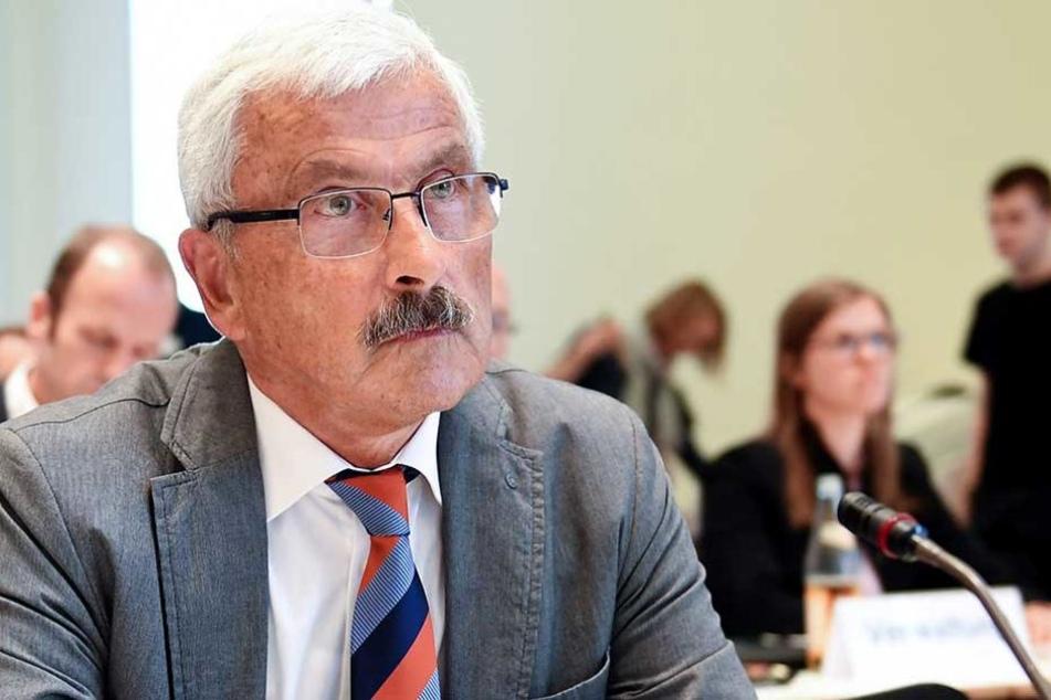 Sonderermittler Bruno Jost erklärte weiterer Verfehlungen bei der Überwachung von Anis Amri.