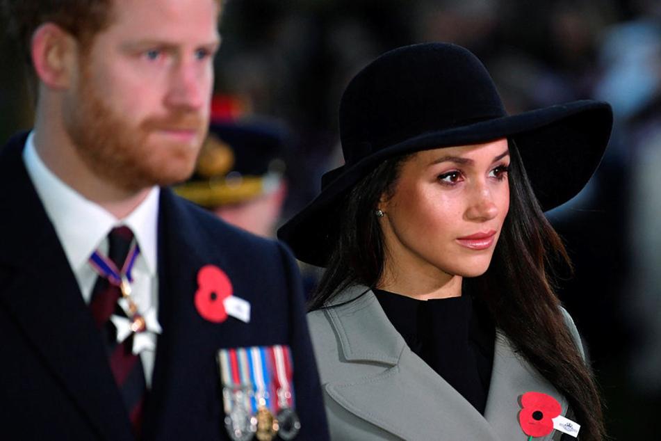 Die Hochzeit von Prinz Harry und Meghan Markle wird wohl ohne ihren Vater stattfinden müssen.