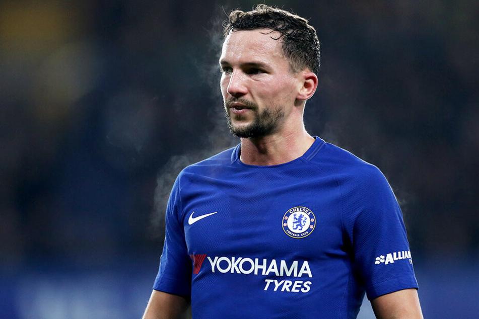 Danny Drinkwater hatte beim FC Chelsea keine Chance mehr auf Einsätze und wurde deshalb an den FC Burnley ausgeliehen.
