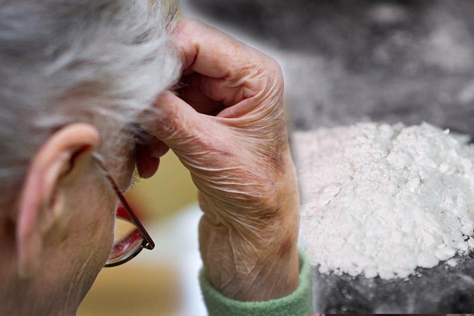 80-Jährige will 31 Kilo Kokain schmuggeln
