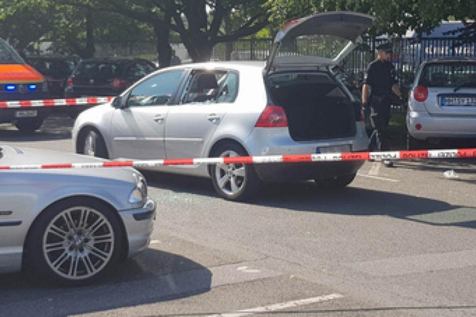 Mord auf dem McFit-Parkplatz: Angeklagter gesteht vor Gericht