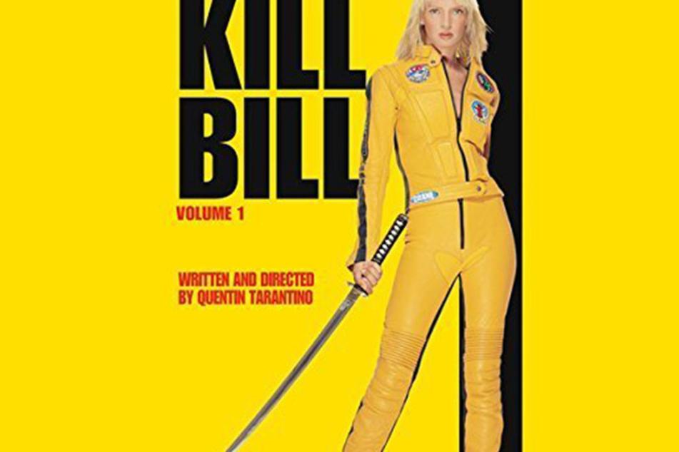 """Das Originalplakat von Quentin Tarantinos Klassiker """"Kill Bill""""."""