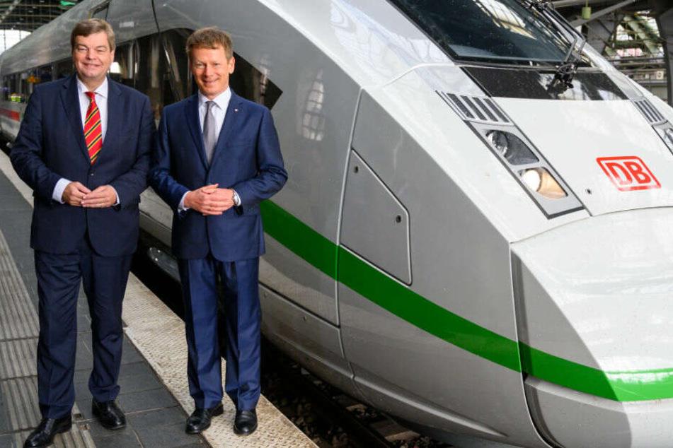 Berlin: Diese Neuerungen plant die Deutsche Bahn!