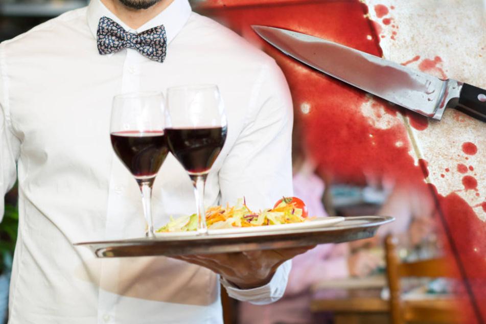 Ist das der Grund für die Restaurant-Messerstecherei?