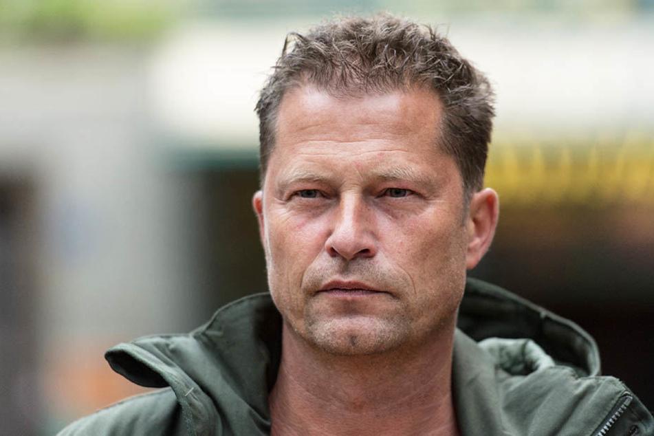 Til Schweiger (53), wie man den Schauspieler kennt.