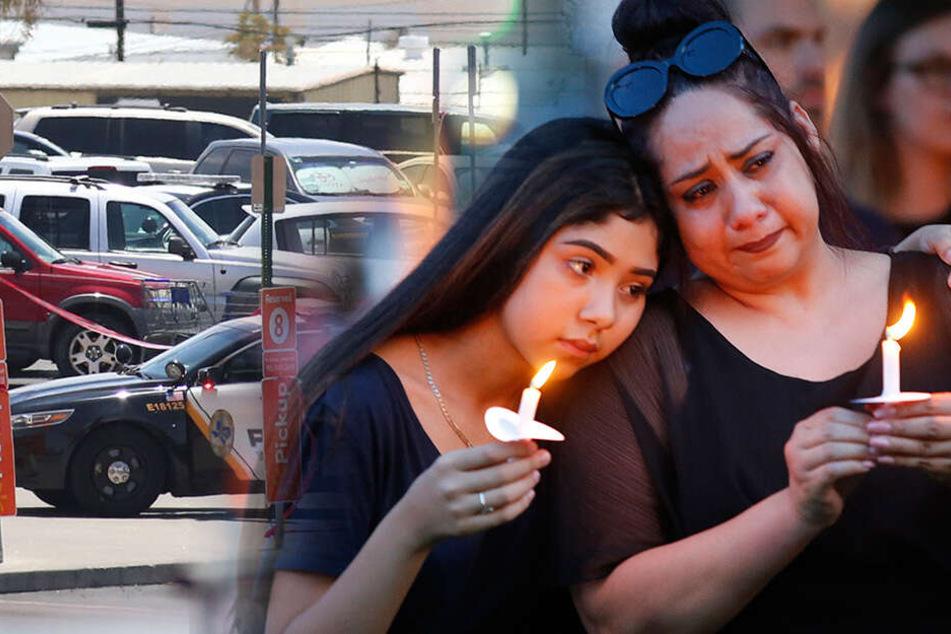 Bluttat in El Paso mit 22 Toten: Deutscher unter den Opfern!