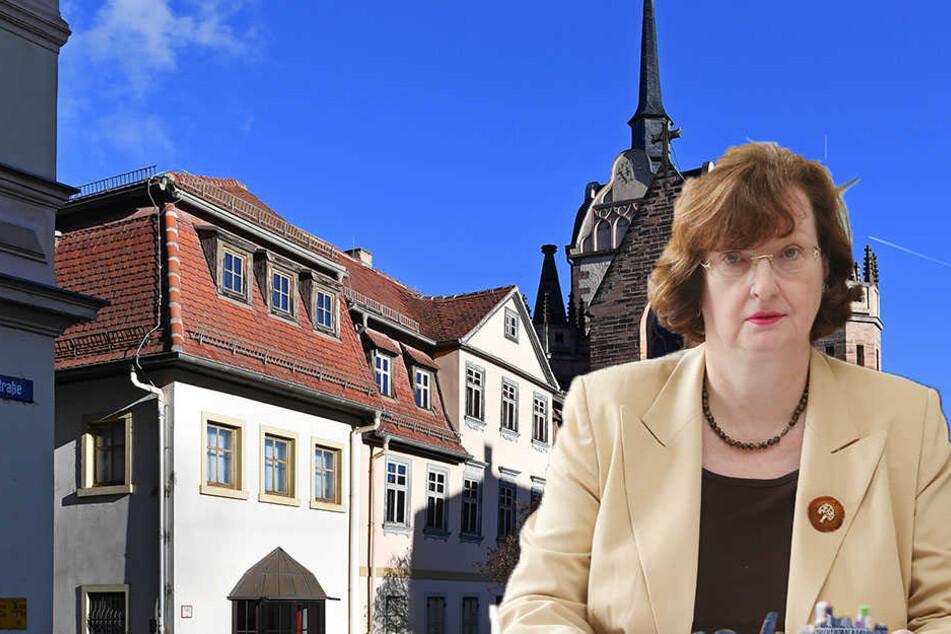 Die Absage für Bürgermeisterin Viola Hahn lässt nur noch eine eventuelle Zusammenarbeit mit Chemnitz zu.