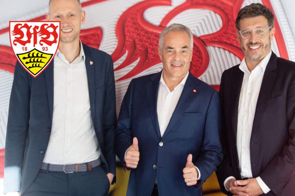 Schmutziger Wahlkampf um Präsidentenamt beim VfB: Kandidaten beziehen Stellung