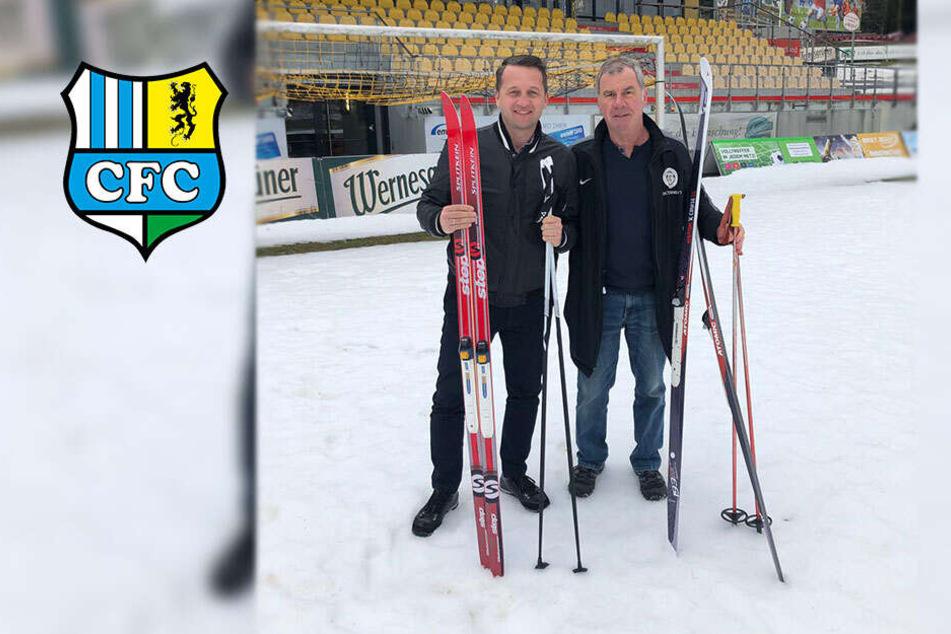 Rasen nicht bespielbar: CFC gegen Auerbach abgesagt