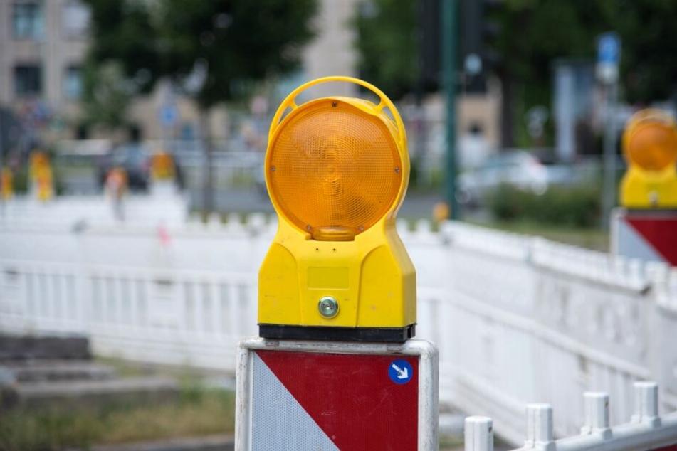 Achtung, Verkehrs-Chaos! Hier sind die Straßen dicht