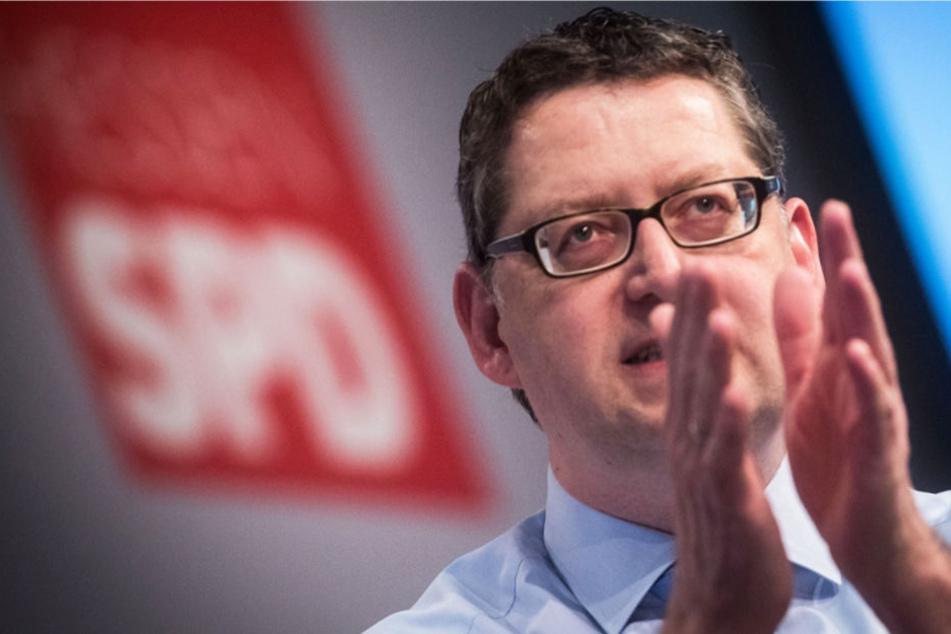 Thorsten Schäfer-Gümbel (Archivbild) will eine programmatische Erneuerung der SPD.