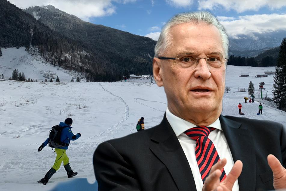 Politiker fordern Wander-Verbote! Innenminister kontert mit Verfassung