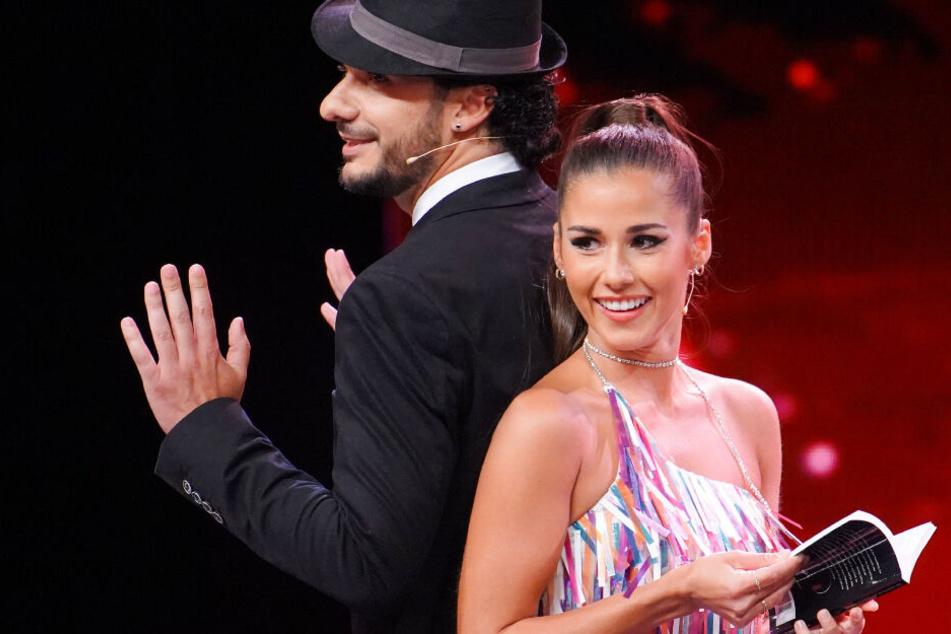 Das Supertalent: Zauberer will Sarah Lombardi beeindrucken