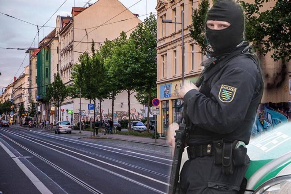 Report: So tickt der Leipziger Problem-Kiez