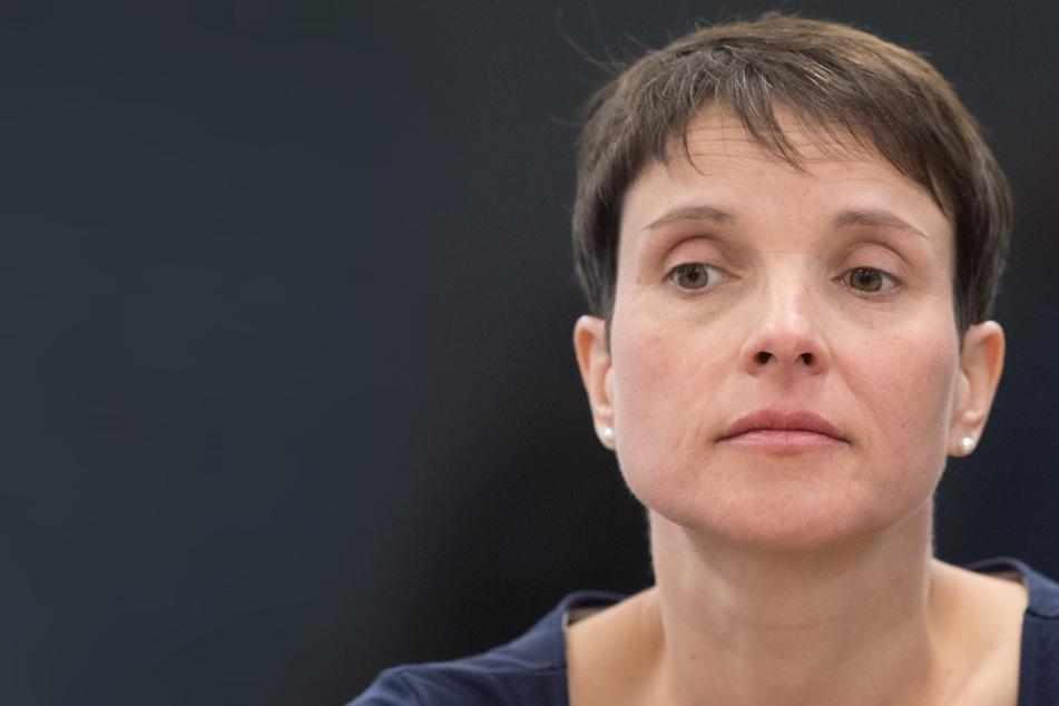Kein Saal frei: Neuer Prozess gegen Frauke Petry startet erst im Sommer