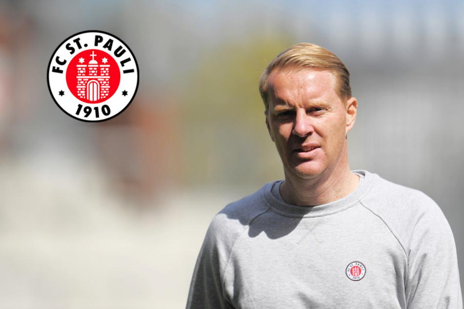 """FC St. Pauli hat Respekt vor Hannover 96: """"Hammerstarker Gegner"""""""