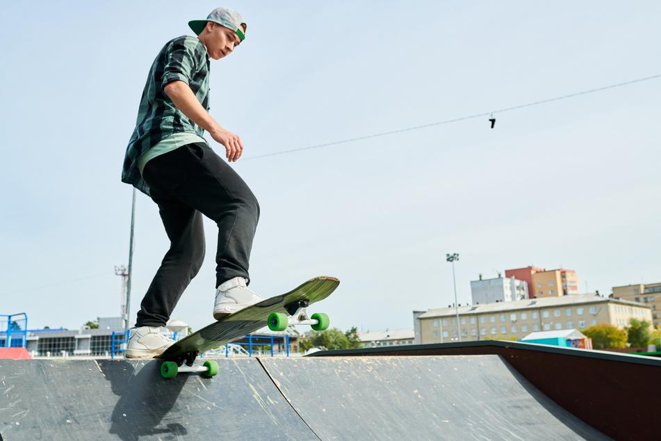 Im Konkordiapark präsentieren die Skateboard-Künstler am Wochenende ihr Können. (Symbolbild)