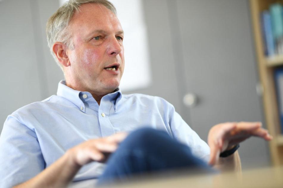 Glaubt an Mischung aus autonomem und nicht-autonomem Fahren. Hymer-Geschäftsführer Jochen Hein.