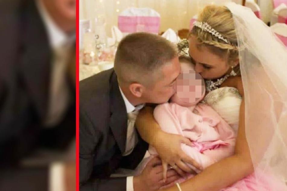 Die Familie teilt ihre letzten Momente miteinander.